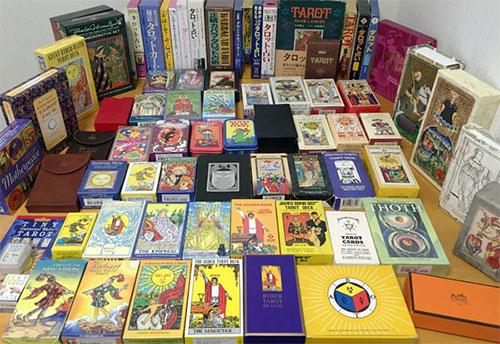 タロットカード コレクション